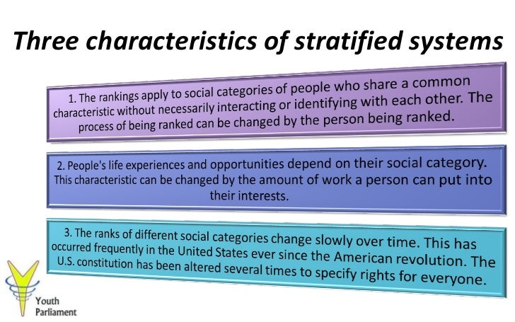 socialization and stratification