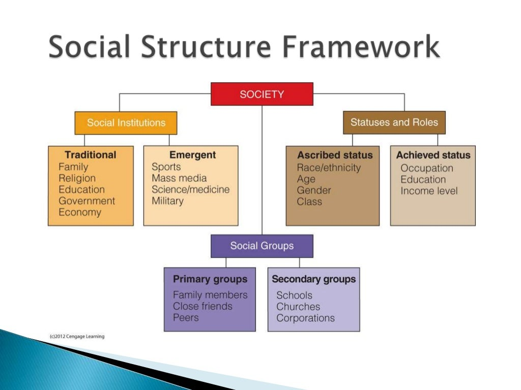 Social Structure border=