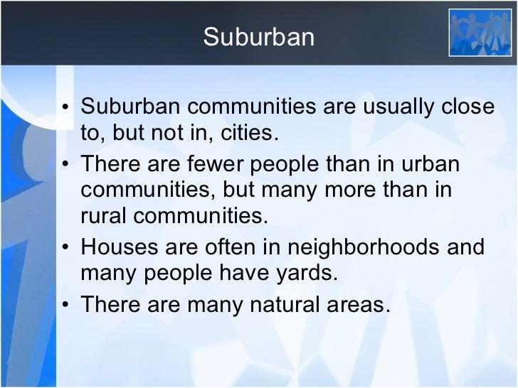 All Worksheets » Urban Suburban Rural Worksheets - Free Printable ...
