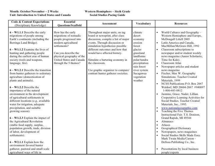 Social Studies Curriculum - Us map skills grade 5 instructional fair answers