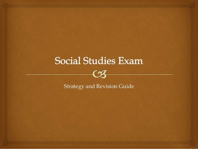 social marketing exam revision As media studies examlesson objectives: to prepare for the as media studies exam.