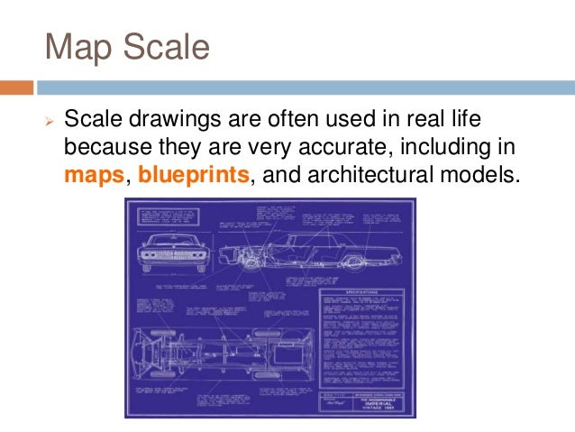 Types of Map Scales