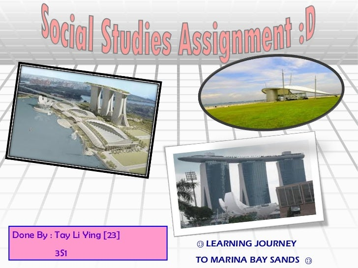 Done By : Tay Li Ying [23]                                 LEARNING JOURNEY                                       3S1    ...