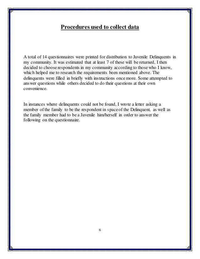 social studies sba juvenile delinquency Juvenile delinquency social studies sba 1524 words | 7 pages social studies sba on sexual activities amongst jamaican teenagers social studies sba.