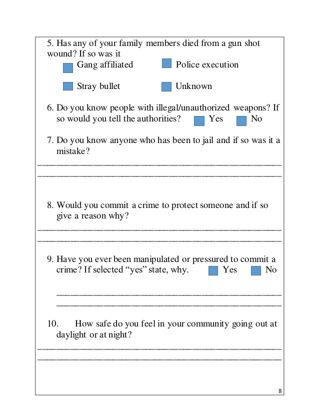 social studies sba on crime Open document below is an essay on social studies sample from anti essays, your source for research papers, essays, and term paper examples.