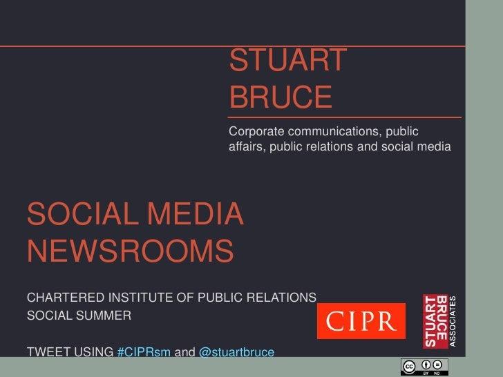 STUART                             BRUCE                             Corporate communications, public                     ...