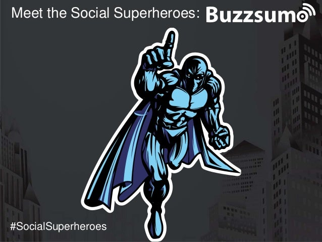 Social Superheroes - Behind the Scenes of a Massive Marketing Campaign Slide 3