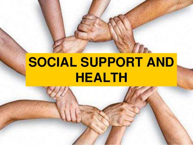 how to build a social support network