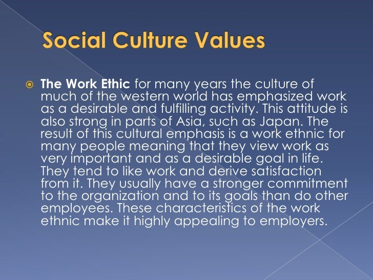 social systems and organizational culture And practitioners as that of organizational culture  culture as a social control system is based  we explore the social psychological underpinnings of culture.