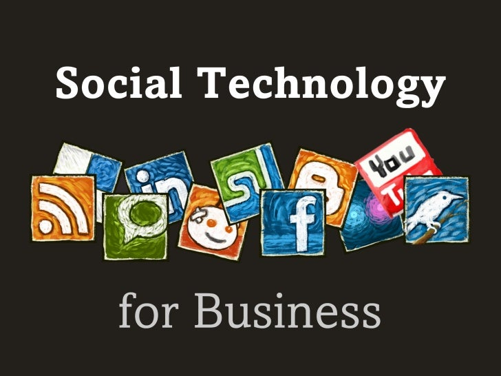 Social Technology For Business