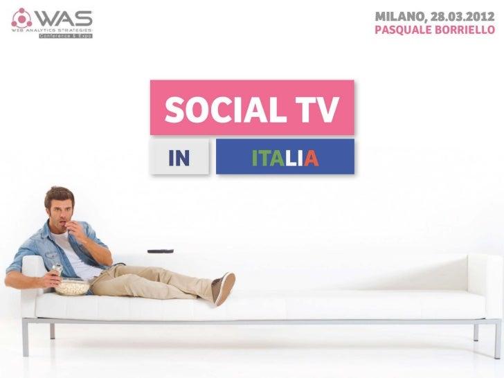 Social TV in Italia