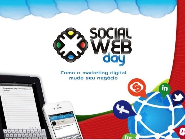 Como surgiu• Julho/2011• Objetivo: ajudar a  fomentar o mercado de  marketing digital de  Ribeirão Preto e região
