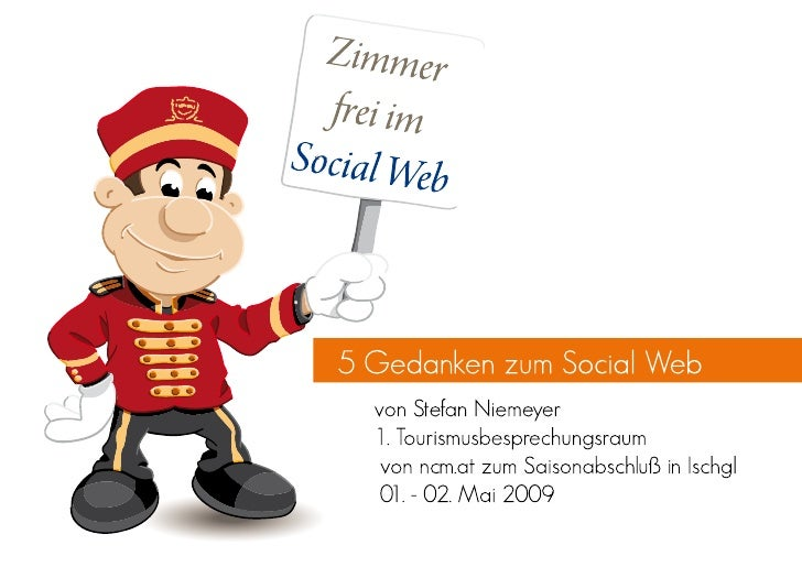 5 Gedanken zum Social Web