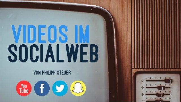 Warum Online Videos die Zukunft sind und wie du sie optimal für Dich einsetzt
