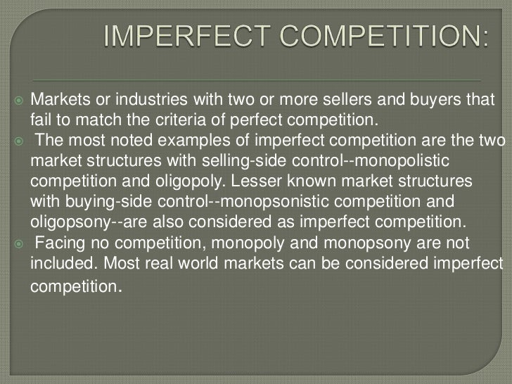 imperfect competition 100% free ap test prep website that offers study material to high school students seeking to prepare for ap exams enterprising students use this website to learn ap class material, study for class quizzes and tests, and to brush up on course material before the big exam day.
