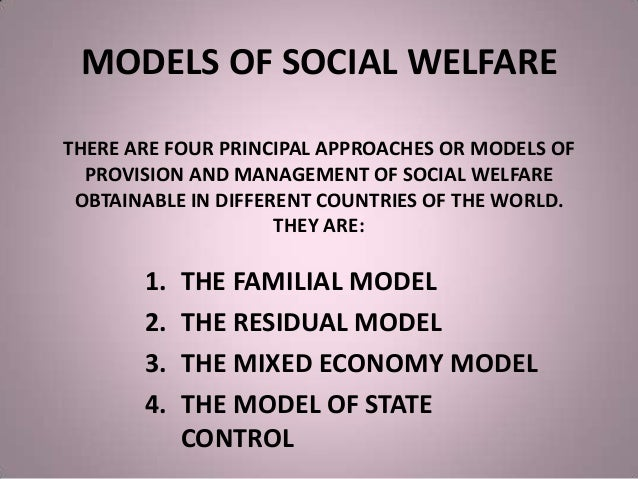 models of social action pdf