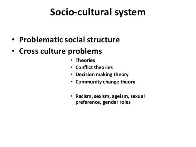 theories of social change conflict theory and socio psychological theory essay As explained in this student's article, when object relations theory is applied to social work within the context of domestic violence, it illuminates the psychological aspects associated with early relational patterns.