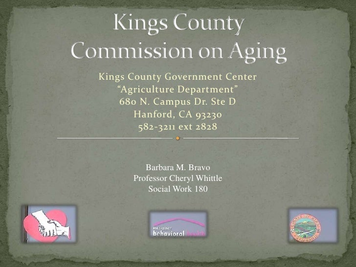 "Kings County Government Center   ""Agriculture Department""    680 N. Campus Dr. Ste D       Hanford, CA 93230        582-32..."
