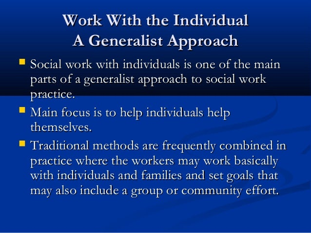 limitations in social work practice social work essay Organizing your social sciences research paper: limitations of the study  reviewing collected essays  but to demonstrate what doesn't work or what needs .