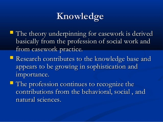 individual uniqueness and social work H onoring the uniqueness of the individual is central to social work practice  uniqueness, a multidimen- sional concept, is that which differ- entiates one.