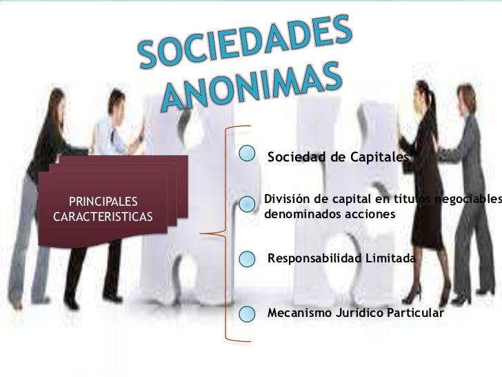 Sociedad anonima Slide 3