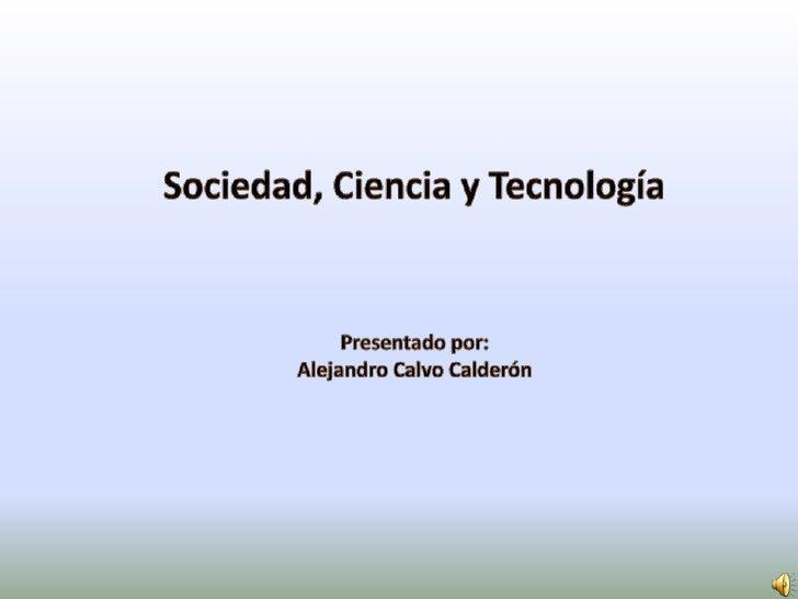 BIOLOG A 1 BIOLOG A TECNOLOGIA Y SOCIEDAD