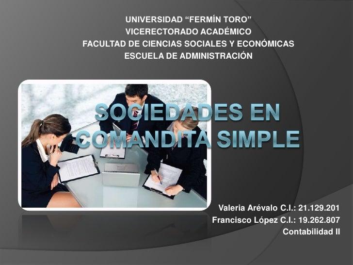 """UNIVERSIDAD """"FERMÍN TORO""""        VICERECTORADO ACADÉMICOFACULTAD DE CIENCIAS SOCIALES Y ECONÓMICAS        ESCUELA DE ADMIN..."""