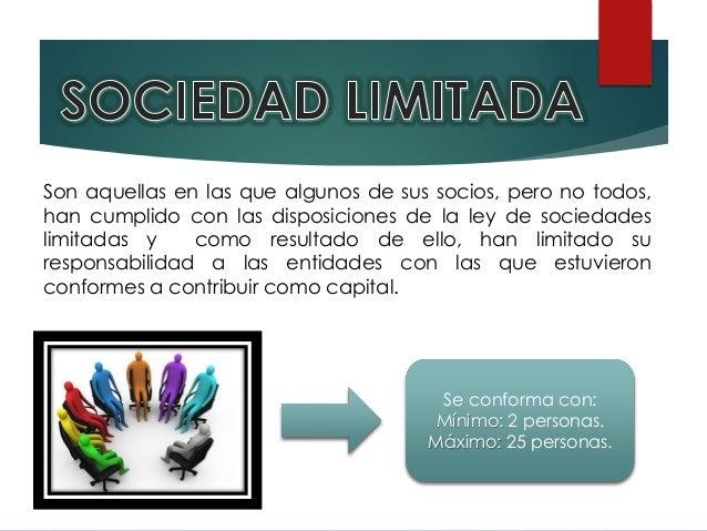 Sociedad limitada en Colombia  Slide 3