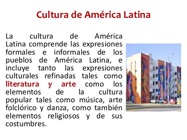 america latina caracteristicas generales de la - photo#32