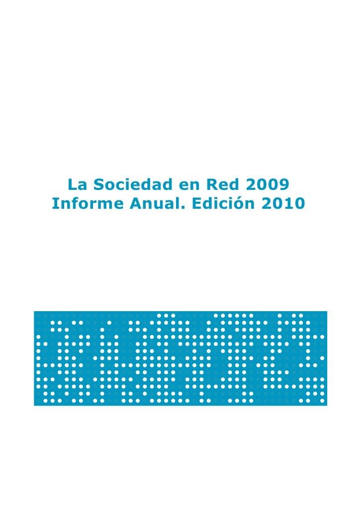 Sociedad red 2009