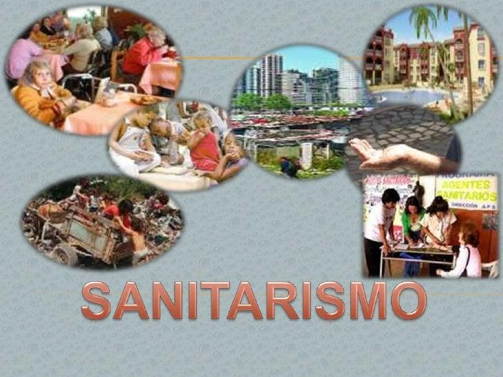 SANITARISMO<br />