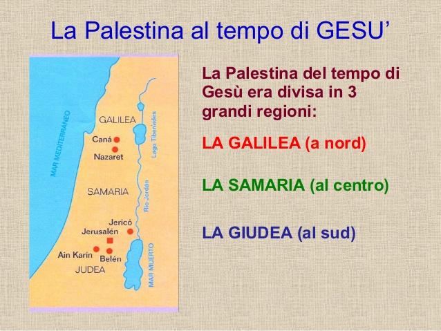 Extrêmement Societa di israele_al_tempo_di_gesu XF33