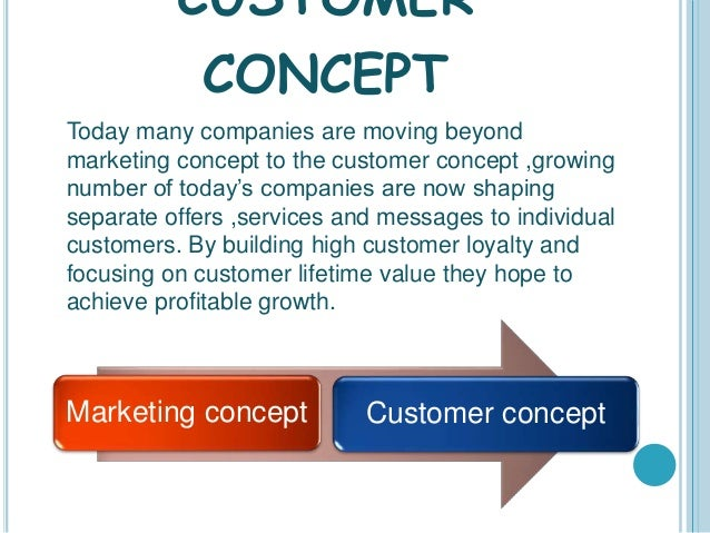the social marketing concept essay