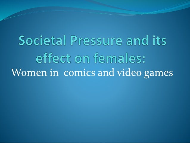 Women in comics and video games