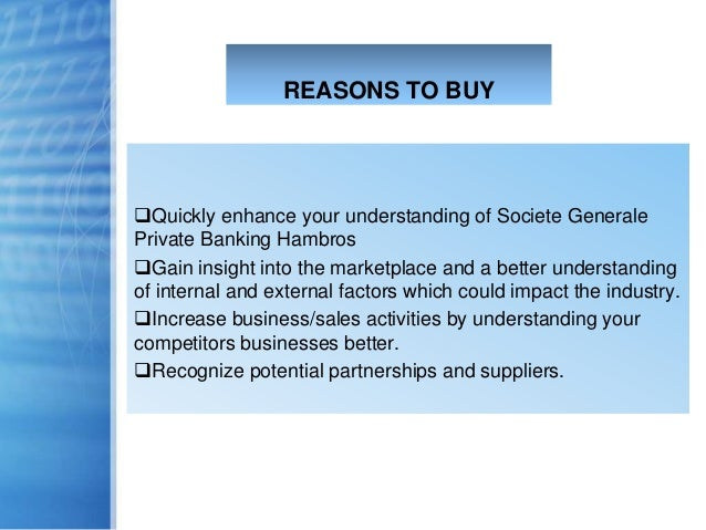 societe generale private banking hambros Kleinwort hambros is societe generale's private banking and wealth  management division in the uk, channel islands and gibraltar.