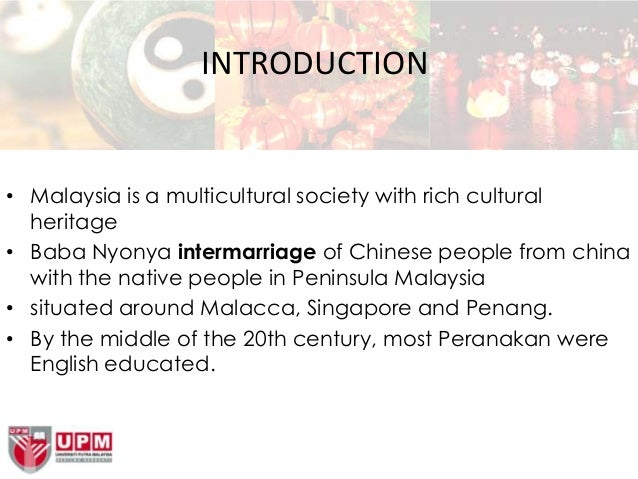 essay about chinese culture in malaysia Hwu malaysia cultural awareness v2 updated march 2015 page 1 cultural guide to malaysia chinese and indians all strive to maintain face and avoid shame both in.