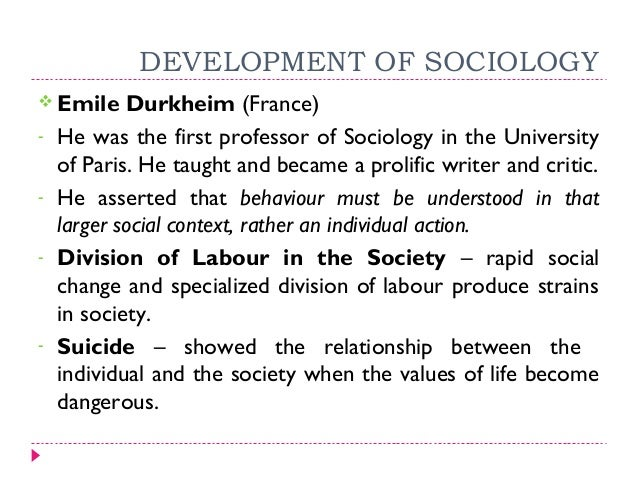 an analysis of the theories of society by emile durkheim karl marx and max weber Karl marx and max weber were economists although emile durkheim and max weber are the founders of the modern theory of sociology, karl marx's views on society had a profound impact on the.