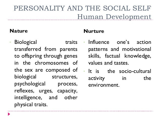 biological and humanistic approaches to personality essay Learning theory: behaviorism learning theory: social learning theory  cognitive  biological approach psychodynamic approach humanistic  approach  freud highlights the role of the unconscious mind, the structure of  personality and.