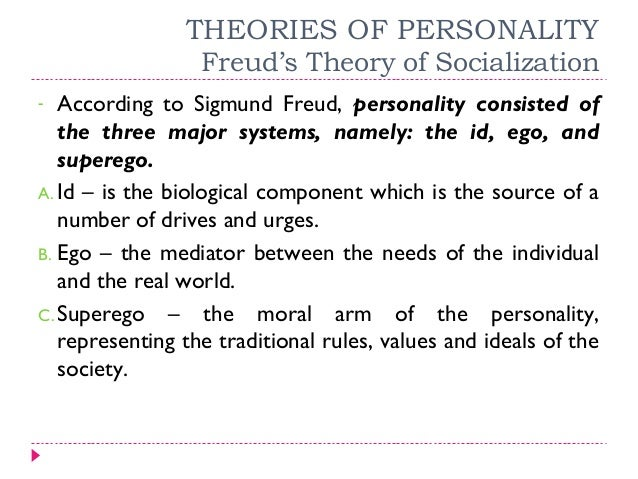 compare and contrast the socialization theories of mead and frued Lifespan theories: psychosexual and psychosocial theories discuss freud's theory of psychosexual children begin to compare themselves to their peers to see.