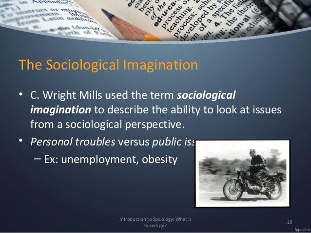 sociological imagination unemployment