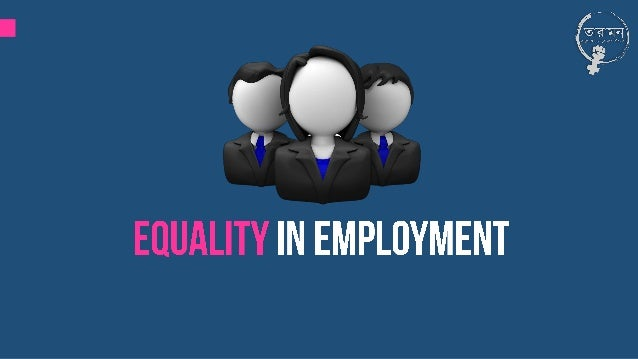 gender bias in employment contexts Gender gaps in employment appear to have an increasing effect on economic growth differences between regions, with the middle east and north africa, and south asia suffering from slower growth in.