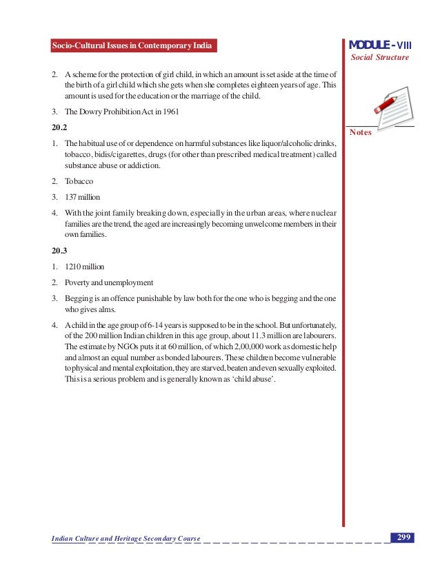 contemporary india issues and goals What are the contemporary issues for indians from india (one page and please provide the reference for this discussion) answer: the contemporary issues that indians in a foreign country face are the identity crisis and acceptance into mainstream society.