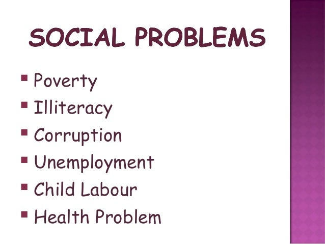 economic and social problems in the A early urban growth and social problems  together with adjacent communities having a high degree of economic and social integration with that core.