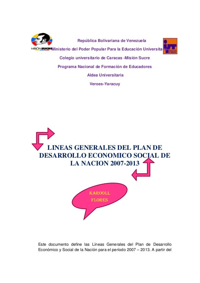 República Bolivariana de Venezuela Ministerio del Poder Popular Para la Educación Universitaria Colegio universitario de C...