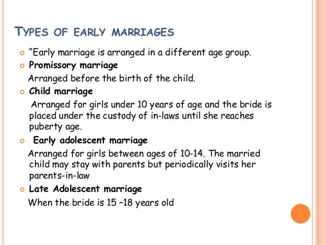 the positive effect of early marriage The positive effect of early marriage - muhammad essay example marriage is a moral safeguard as well as a social building.