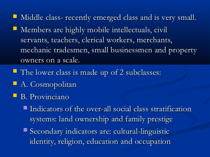 social stratification in philippine Video: social institutions: definition & examples  social stratification: definition,  social institutions.