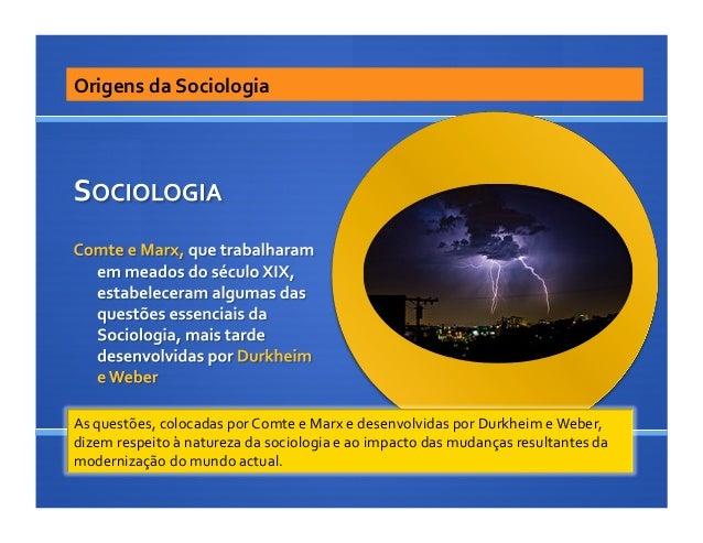 Abordagens Teóricas em Sociologia