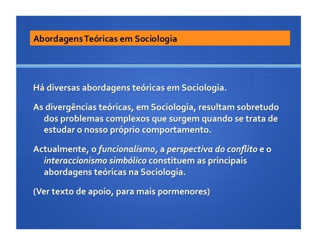 Sociologia 3