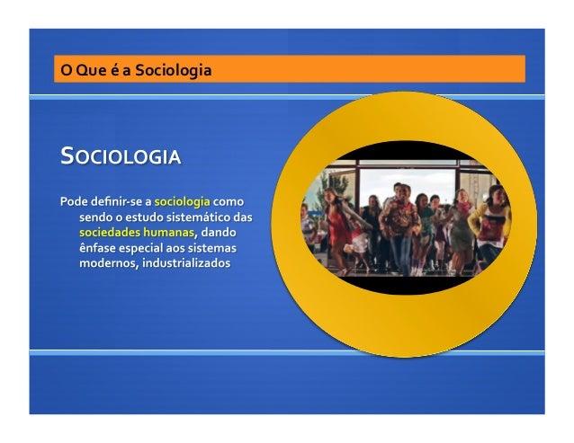 Prática da Sociologia