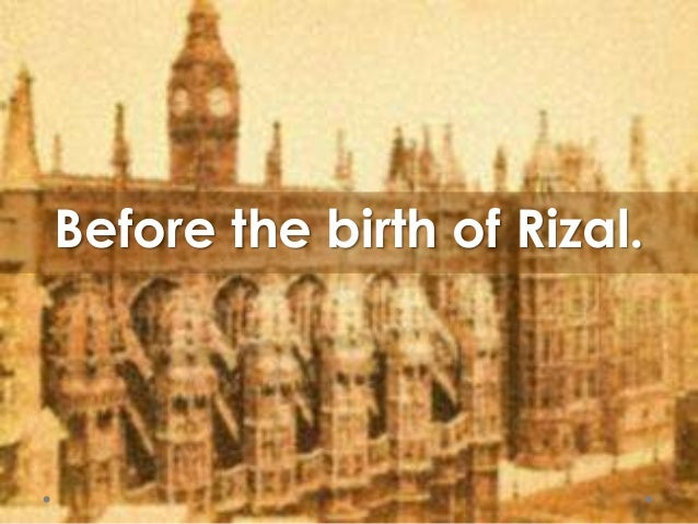 "the world during rizals time Rizal in ateneo de manila and  manila during the  the best student • the ateneo students in rizal's time wore a uniform which consisted of ""hemp."